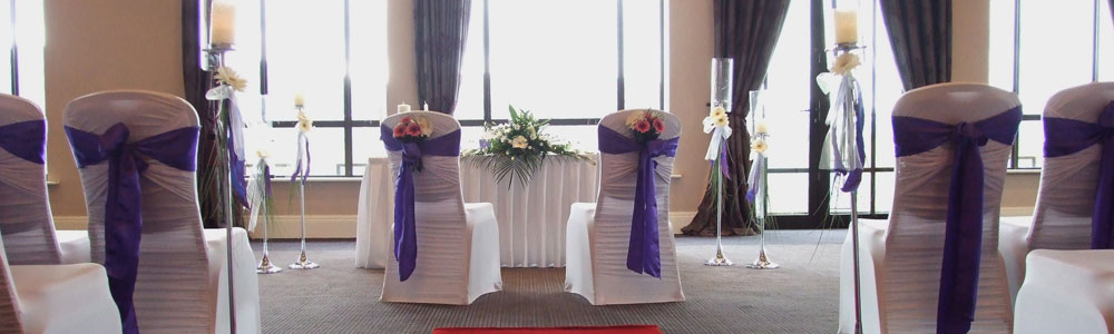 Civil Wedding Ceremonies and Wedding Receptions in Kenmare