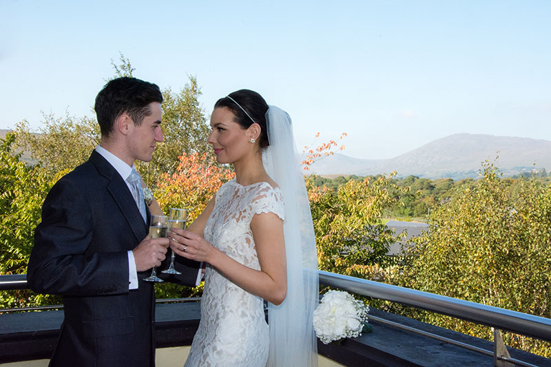 Civil Ceremonies at the Kenmare Bay Hotel