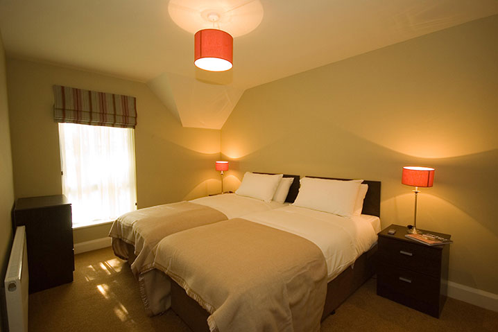 Kenmare Self Catering Holiday Homes Bedroom