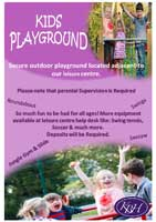 Kids Playground Brochure
