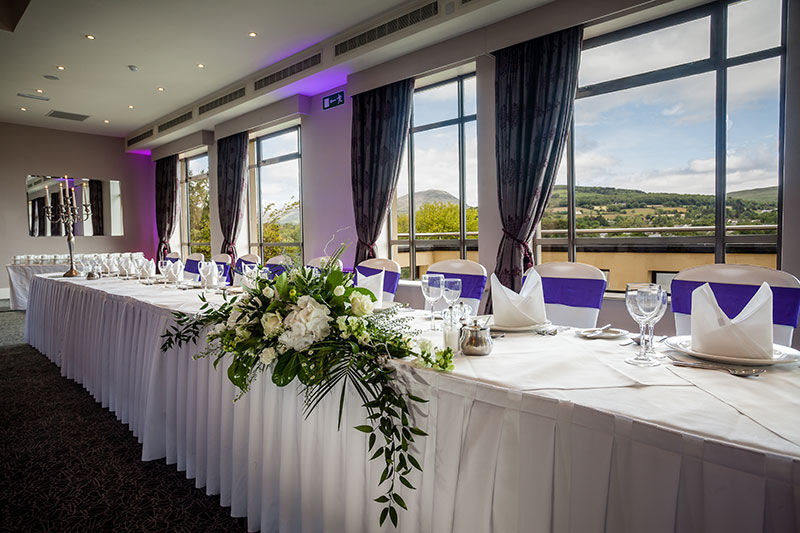 Themed Weddings at the Kenmare Bay Hotel