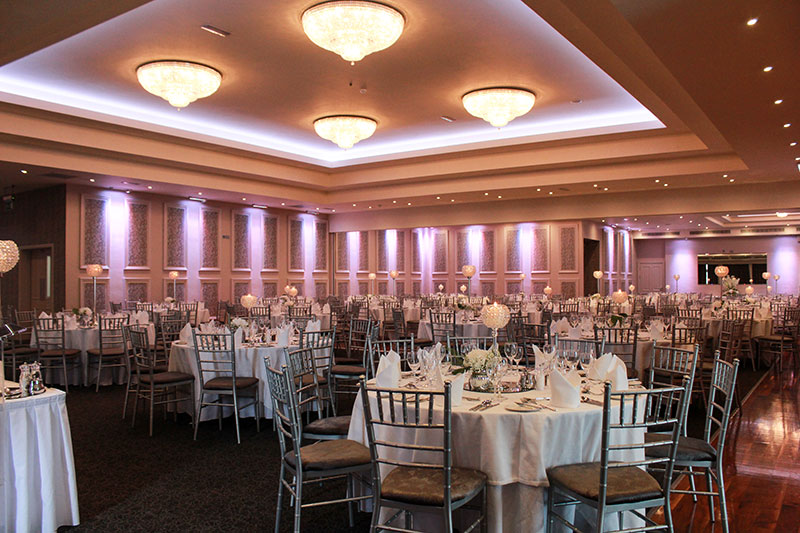 Wedding Receptions at the Kenmare Bay Hotel